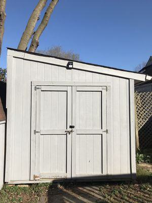 Wood storage shed for Sale in Rockville, MD