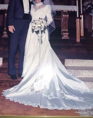 Wedding Dress - Tiffany by Altar Bound for Sale in San Dimas, CA