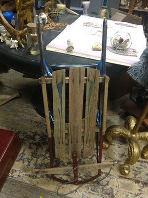 Vintage Gladding Champion Sled for Sale in Tacoma, WA
