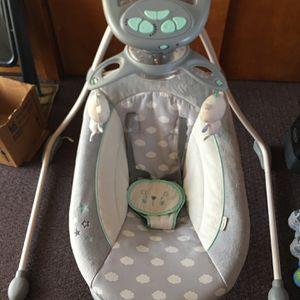 Baby 2 In 1 Swing Bouncer Duo for Sale in Bellingham, MA