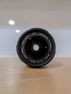 Quantaray for Canon AF 28-90mm Camera Lens for Sale in Los Angeles, CA