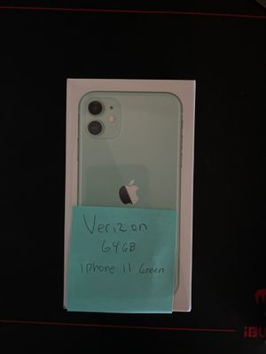 iPhone 11 verizon 64GB for Sale in Aurora, CO