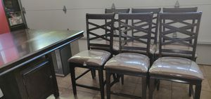 Dining table and 6 chairs for Sale in Hercules, CA
