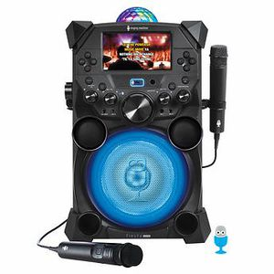 New Singing Machine Fiesta Voice Portable Karaoke System for Sale in Loganville, GA