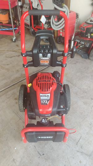 Husky pressure washer for Sale in Phoenix, AZ