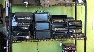 Stereos, amps, kicker subwoofer and car tv for Sale in San Diego, CA