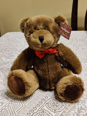 Plush teddy bear toy for Sale in San Leandro, CA