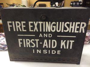 Vintage NC Schoolbus Fire Extinguisher for Sale in Durham, NC