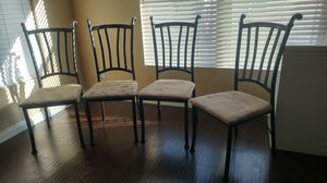 4 chairs for Sale in Riverside, CA