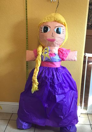 Rapunzel piñata for Sale in Sacramento, CA