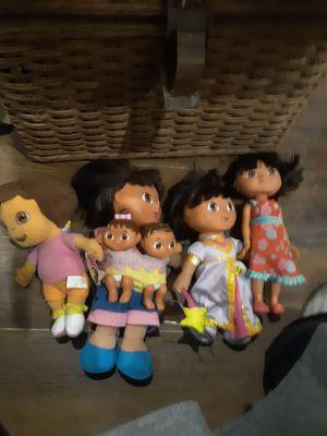 Dora Dolls for Sale in Chicago, IL