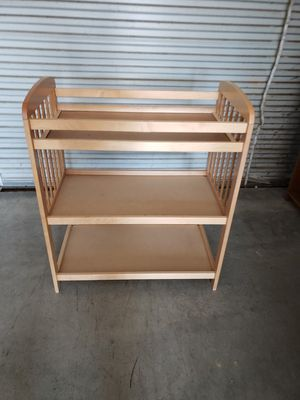 Baby changing table for Sale in Murfreesboro, TN