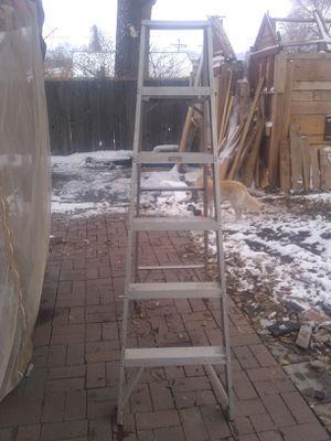 6' A-frame ladder for Sale in Salt Lake City, UT