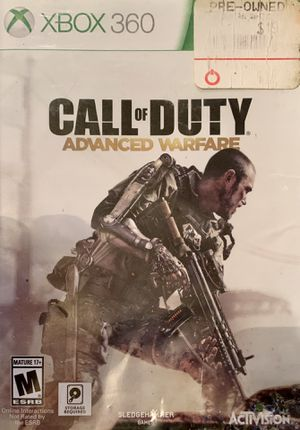 Call of Duty advanced warfare for Xbox 360 for Sale in Gardendale, TX
