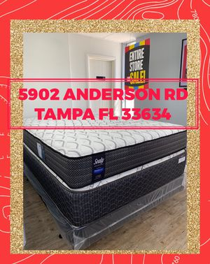 Closeout mattresses we are open for Sale in Tampa, FL