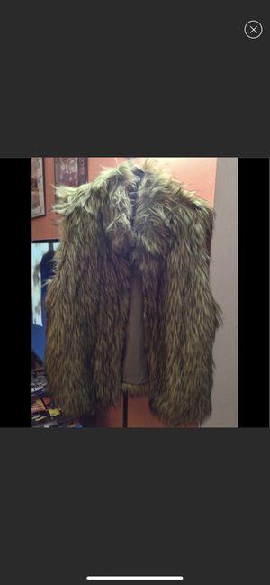 Gi Sono Fur-like Vest for Sale in Middletown, MD