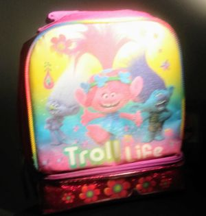 Trolls lunch box for Sale in Colorado Springs, CO