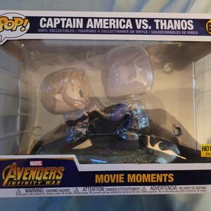 Movie Moments Cap Vs Thanos for Sale in Houston, TX