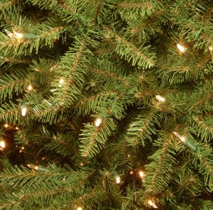 New 7½ft Fir Lighted Christmas Tree for Sale in Riverside, CA