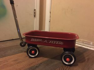 Mini Toy Radio Flyer Wagon Vintage for Sale in Taylors, SC