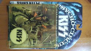 KISS PETER CRISS PSYCHO CIRCUS ACTION FIGURE COLLECTABLE by McFarlane Toys for Sale in Ruston, WA