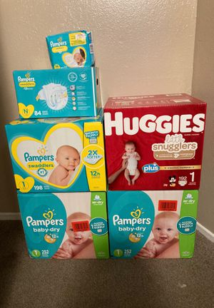 Brand New Diapers! for Sale in Palo Alto, CA