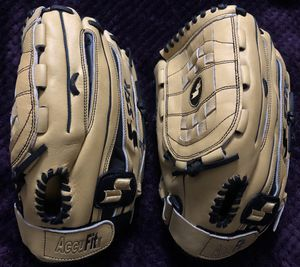 Left-Handed Throw SSK (Sasaki) Medal Pro Softball Gloves for Sale in Hacienda Heights, CA
