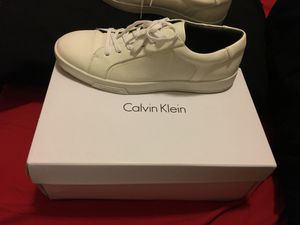 Calvin Klein Bowyer Sneakers Size 9 Men for Sale in Rockville, MD