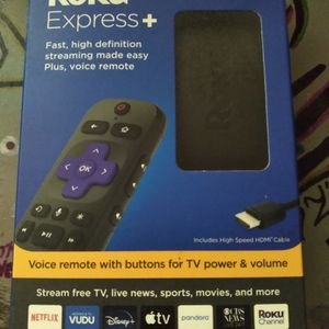 New - Roku Express + Never Opened for Sale in Greer, SC