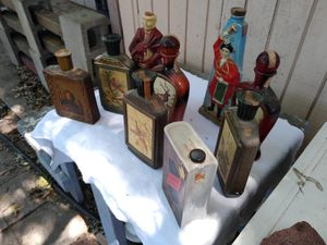 Antique glass bottles for Sale in San Antonio, TX
