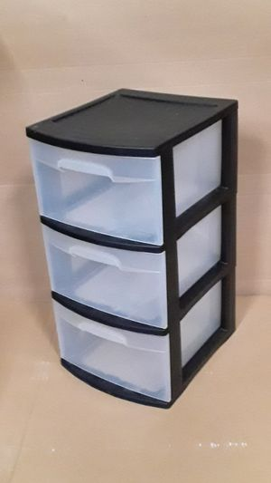 Three drawer storage for Sale in North Providence, RI