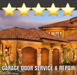 Garage door service, repair & sales for Sale in Anaheim, CA