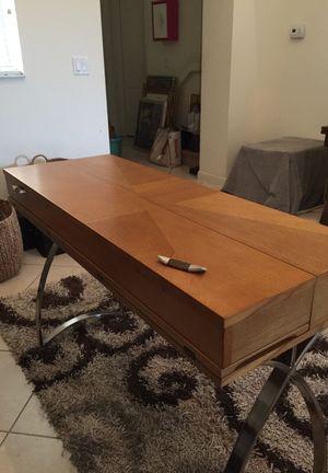 Modern Wood Desk for Sale in West Palm Beach, FL