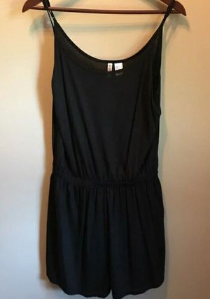 94b137f6c68 Medium black Romper with pockets for Sale in Mount Vernon