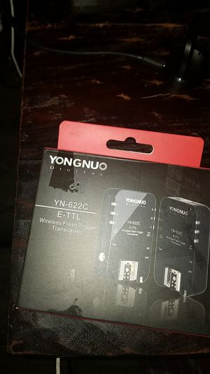 youngnuo for Canon for Sale in Rockville, MD