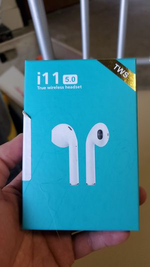i11 5.0 True Wireless Headset for Sale in Doraville, GA