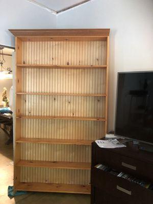 2 custom bookshelves for Sale in Galloway, NJ