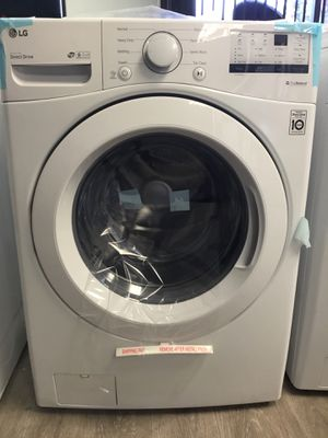LG Washer - 4.5 cu. ft. - Coldwash Technology - High Efficiency $450 for Sale in Buena Park, CA