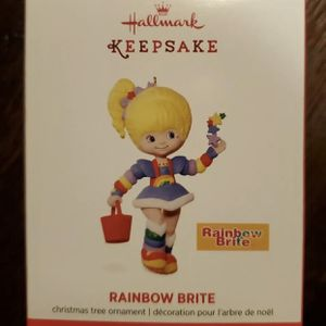 Rainbow Brite Stars & Pail Hallmark Keepsake Ornament 2015/NIB for Sale in Aliquippa, PA