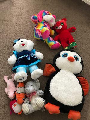 Stuffed animals for Sale in Manassas, VA