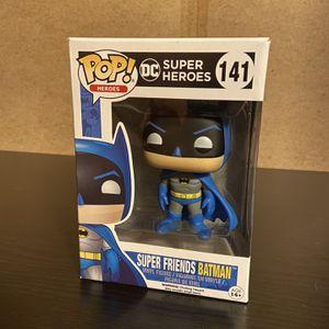 Super Friends Batman Funko Pop for Sale in Winfield, IL