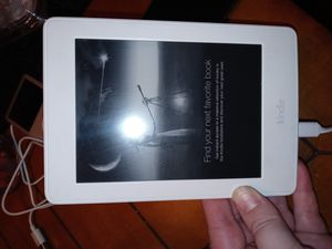 Kindle paper black and white for Sale in Denver, CO