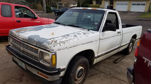 1992 Chevrolet s10 and code 504 kit for Sale in McMinnville, OR