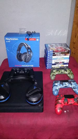 PS4 Bundle Deal for Sale in Colton, CA