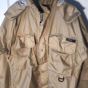 Orvis Men's Medium M Fishing Windbreaker Jacket Vented Nylon for Sale in Taos, NM