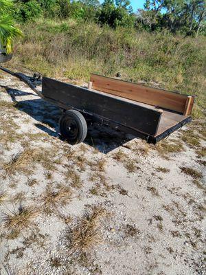 Utility trailer 4 by 8 for Sale in Sebring, FL