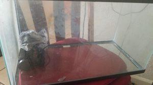 10 gallon fish tank for Sale in Dallas, TX