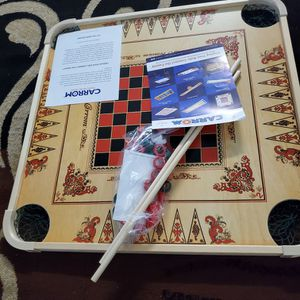 Family Carrom Board Game for Sale in Woodlawn, MD