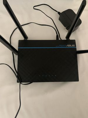 Asus wireless AC1300 WiFi router for Sale in Union City, CA