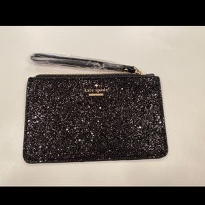 Kate Spade Glitter Wristlet for Sale in Chandler, AZ